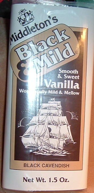 Black & Mild Sweet Vanilla